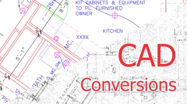 cad conversions
